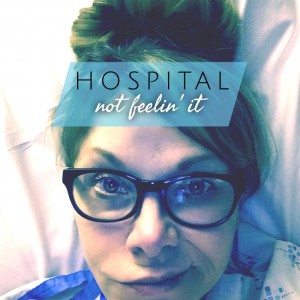 Hospitals Rock! Not really....