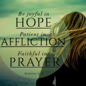 Patient in Affliction