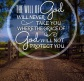 God protects us