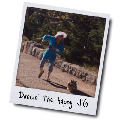 Dancin' a little JIG