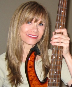 Me with my trusty bass guitar